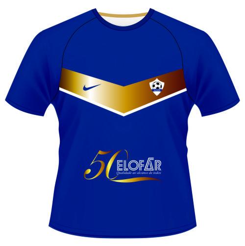 Camiseta Futebol Personalizada - Sublimação - Florianópolis 3e5c72c5b3dd1